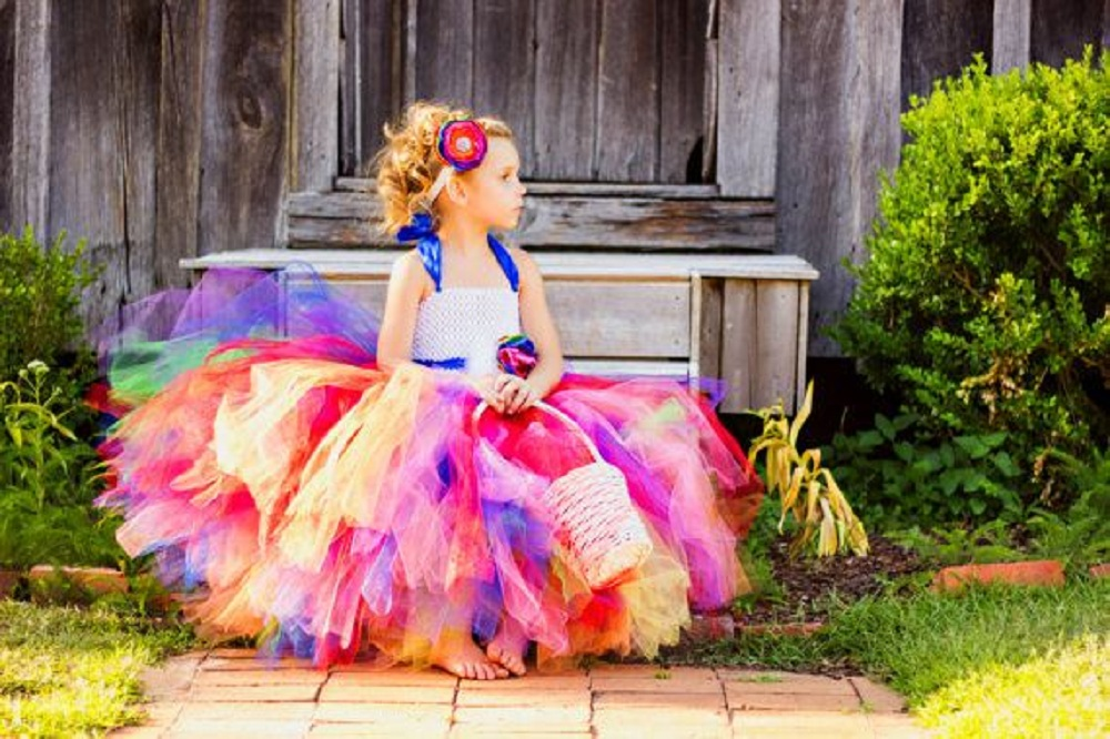 6277a2577f6 Listed Here Are Ideas For Selecting Colorful Flower Girl Dresses ...