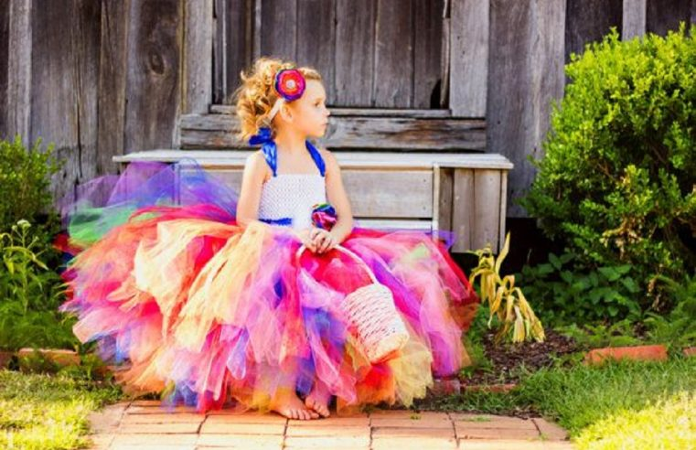 Listed Here Are Ideas For Selecting Colorful Flower Girl Dresses
