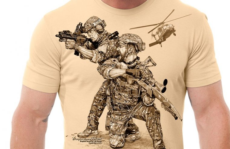 The development of Military T-Shirt Design