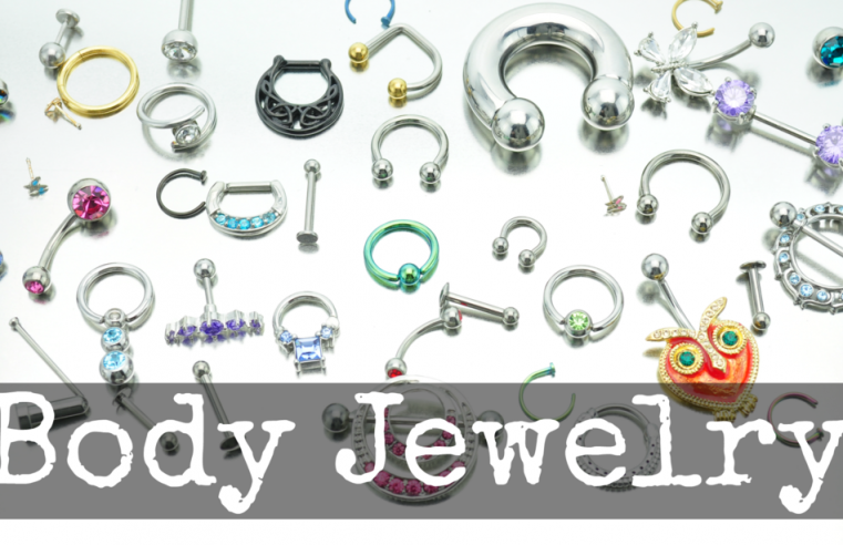 Body Jewellery Shop to brighten The Body With Ornaments