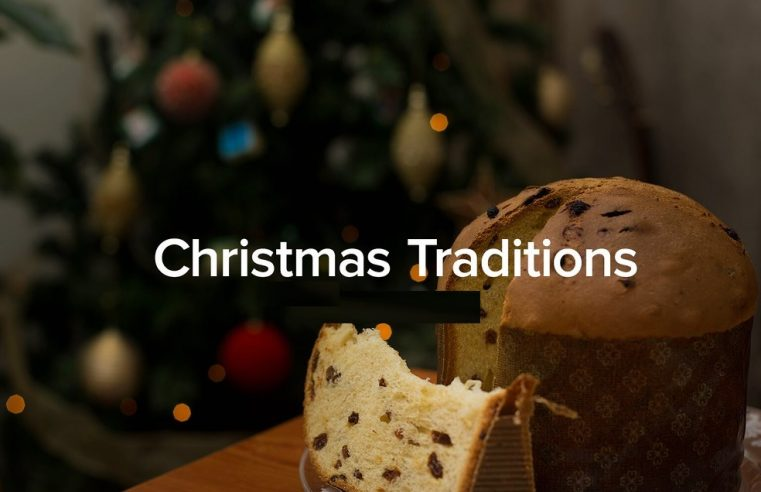 THE ORIGIN OF OUR FAVOURITE CHRISTMAS TRADITIONS